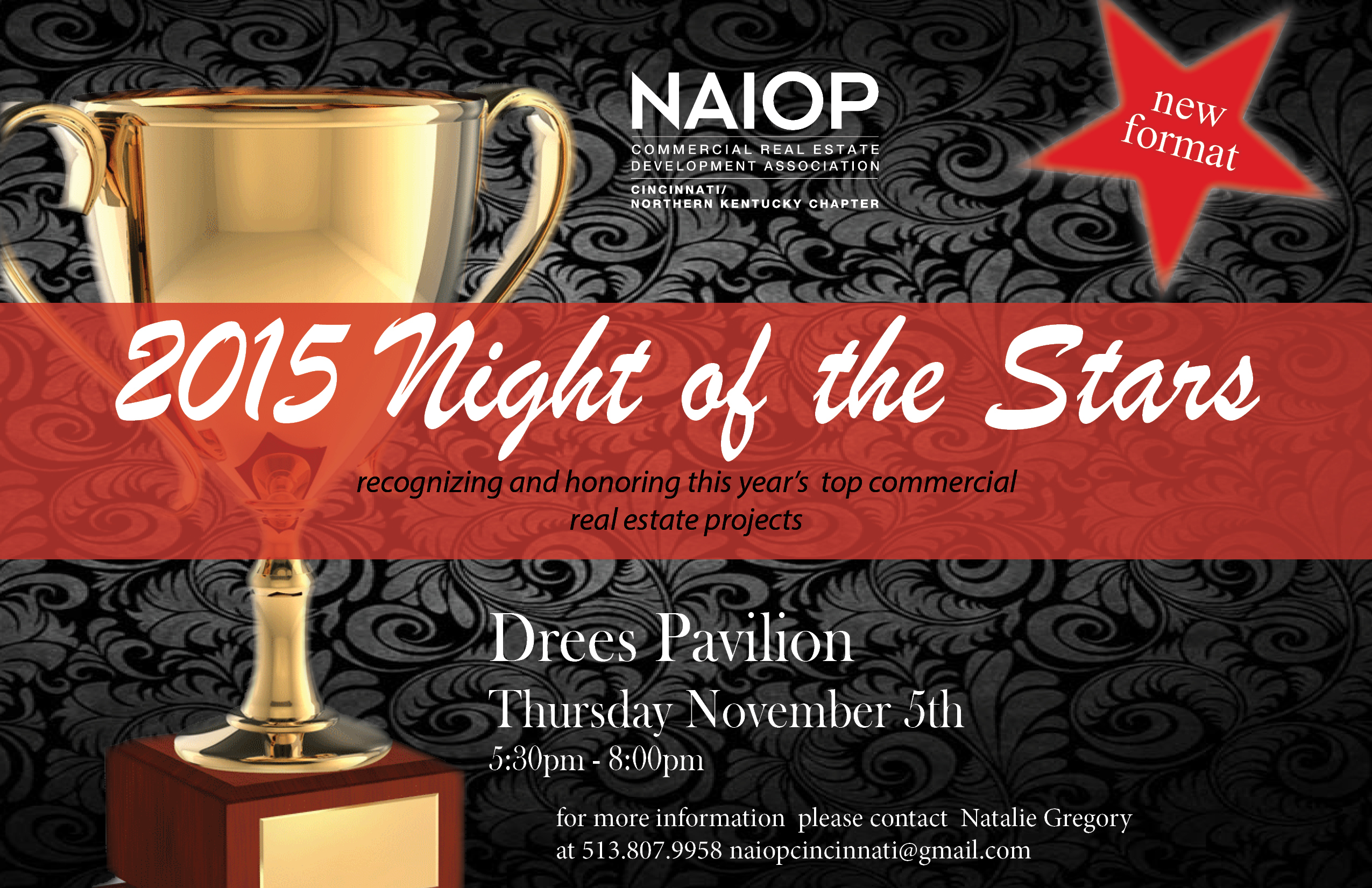 Annual Night of the Stars Gala November 5th