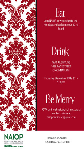 Holiday party invite2