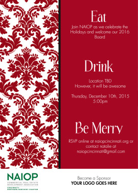 Holiday party invite22