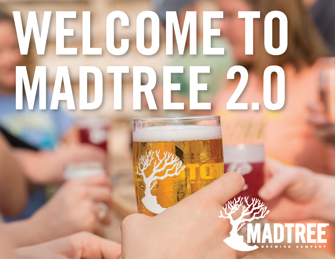 SOLD OUT – February 15th Madtree Brewing 2.0 Showcase Event