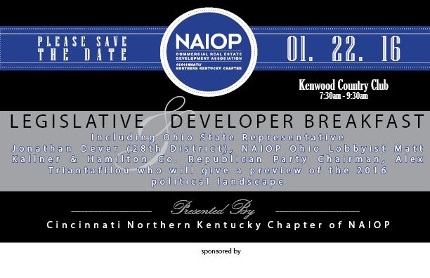 Developer Only Legislative Breakfast