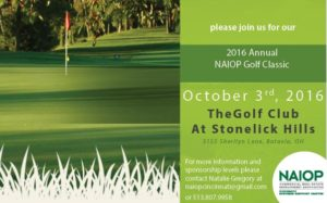 NAIOP Golf Outing Save The Date