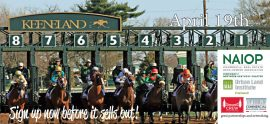 Website Placeholder for Keeneland